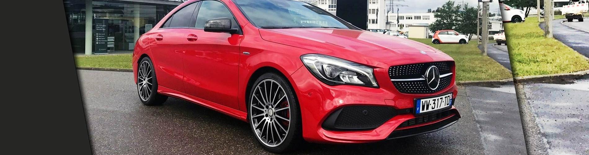 importation voitures Mercedes Lyon
